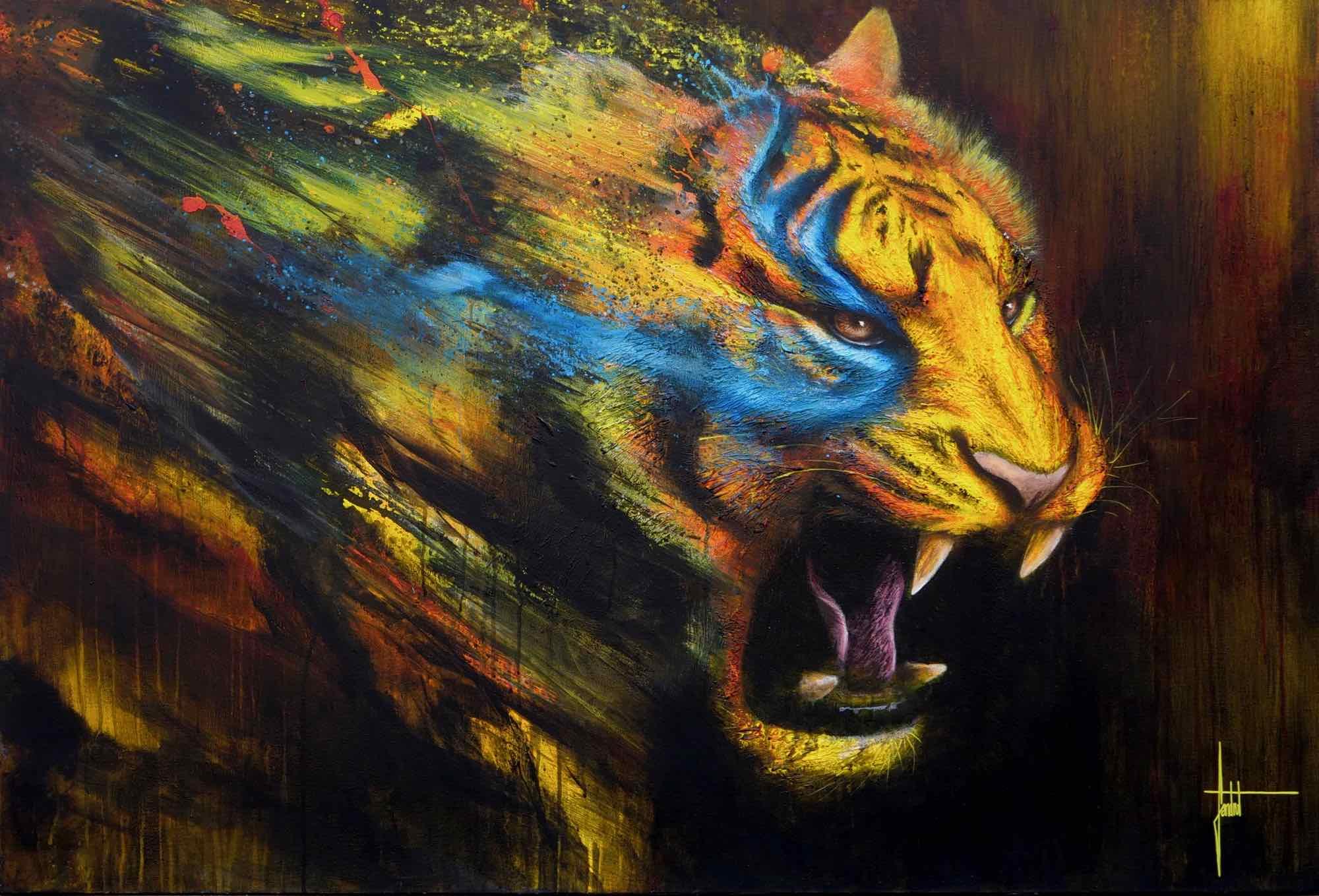 """Tigre """"T14"""""""