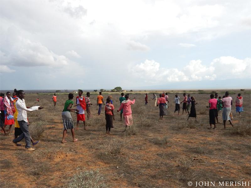 Seedballs kenya reforestation