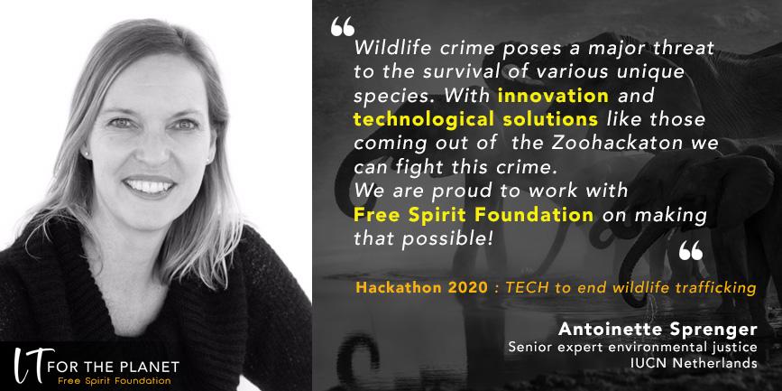 Inaudible Voices Free Spirit Foundation - wildlife conservation